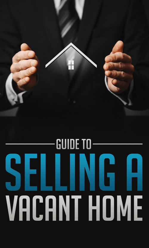 selling a vacant home